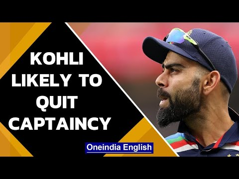 Virat Kohli likely to step down as ODI, T20 captain, Rohit Sharma to replace