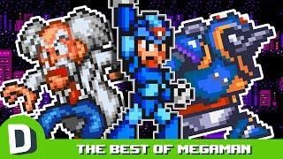 The Best Mega Man Dorkly Bits