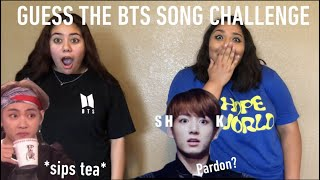 Guess the BTS Song in 3 Seconds (ft. Cousin Alyssa)