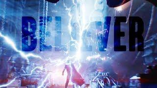 marvel   believer