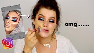 HOW TO DO MAKE UP LIKE AN INSTAGRAM MUA!!! | Rachel Leary