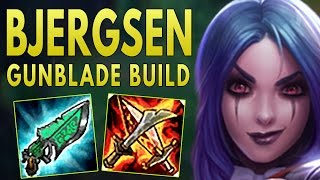 GUNBLADE BUILD - BJERGSEN STREAM HIGHLIGHTS