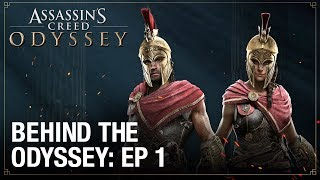Assassin's Creed Odyssey - RPG Mechanikák