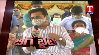 Big Byte: KTR reveals what he will do after he tests coro..