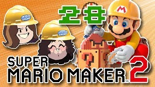 Super Mario Maker 2 - 28 - Slip and Die