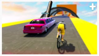 GTA 5 Races but a hacker joined our lobby
