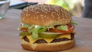 Whopper With Cheese Copycat Recipe! | Pit Barrel Cooker