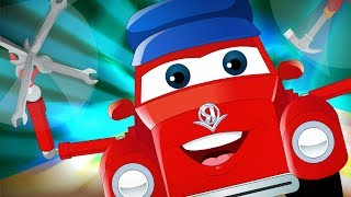 🔴 Car Cartoons For Children | Stories For Kids | Super Car Royce Videos