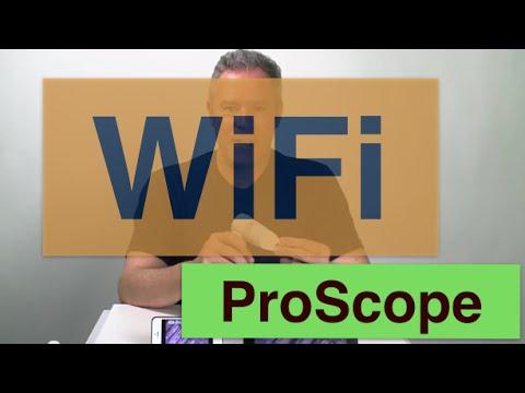 ProSope Mobile WiFi digital microscope
