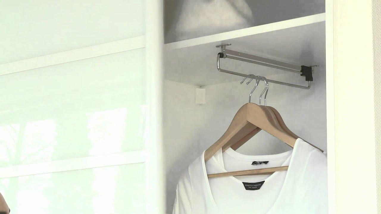 Sliderobes Wardrobe Interior Front To Back Movable