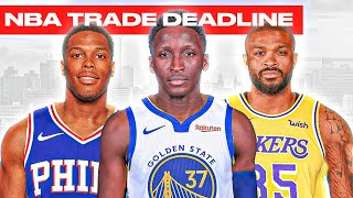 6 REALISTIC NBA TRADES before the deadline [OLADIPO TO WARRIORS]