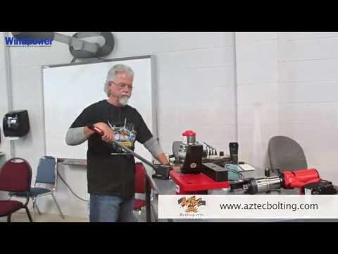 Norbar Torque Tools: Windpower Maintenance