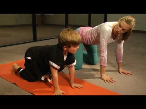 kids yoga raising healthy children kids exercise  youtube