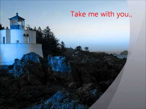 Serge Devant feat. Emma Hewitt-Take Me With You with lyrics on screen