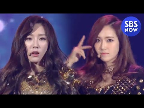 SBS [2013가요대전] - 소녀시대(Girls Generation) 'Express 999+I Got A Boy'