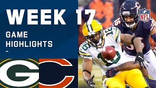 Packers vs. Bears Week 17 Highlights | NFL 2020