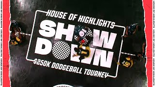 BEST MOMENTS FROM THE $250,000 DODGEBALL TOURNAMENT   HOH SHOWDOWN