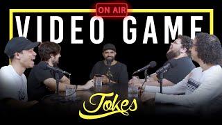 MESA DO JOKES - VIDEO GAME l EP.07