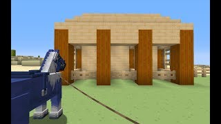 Horse Stables Building + Another Trade with Micc + Gettin ready for the Ender Dragon