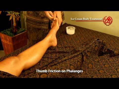 Ice Cream SPA Body treatment