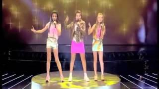 """Giselle Torres con GM5 en la mejor presentación de - El Factor X US """"Ni una sola palabra"""""""