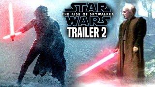 Star Wars The Rise Of Skywalker Trailer 2 HUGE News Revealed! (Star Wars Episode 9 Trailer)