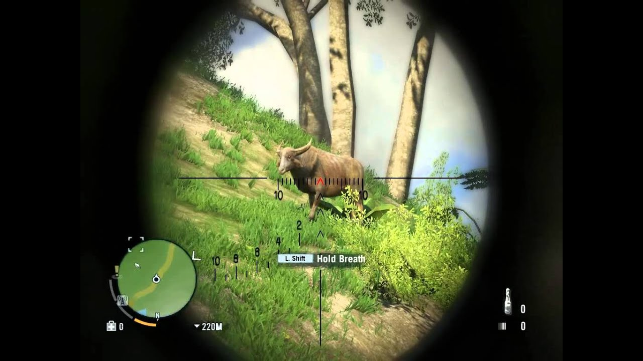 Far Cry 3 Boar Locations