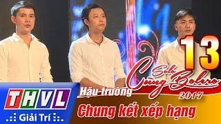 THVL | Thiên Bảo, Mạnh Nguyên, Nguyên Trung tập luyện cho chung kết xếp hạng Solo cùng Bolero 2017