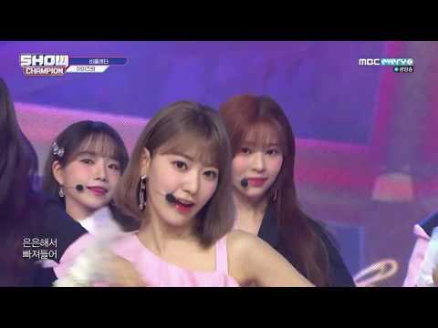 IZ*ONE 아이즈원 - 비올레타 교차편집 Violeta Stage Mix
