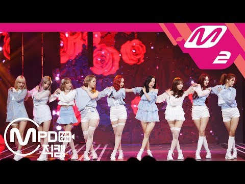 [MPD직캠] 우주소녀 직캠 4K '부탁해(SAVE ME, SAVE YOU)' (WJSN FanCam) | @MCOUNTDOWN_2018.10.18
