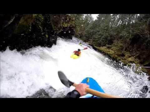 White Salmon River-Green Truss