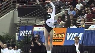 Oksana Chusovitina - Floor Exercise - 2002 Visa American Cup