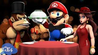 SMG4: Mario's Fancy Dinner