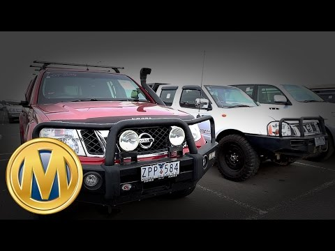Tradie Day Car Auction - 4x4 Vehicles - June/July