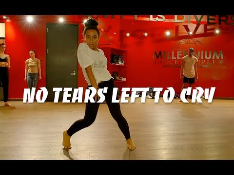 ARIANA GRANDE | NO TEARS LEFT TO CRY | BLAKE MCGRATH CHOREOGRAPHY