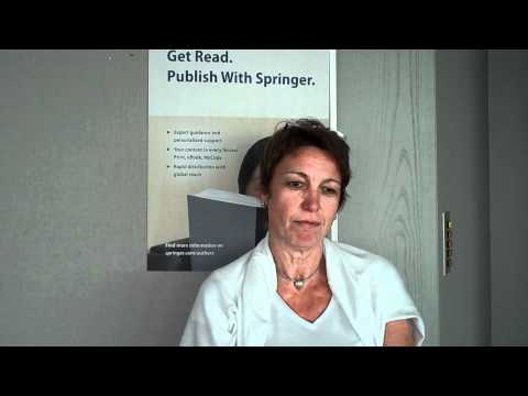 Margit On SayItSocial Training With Springer - Heidelberg, DE