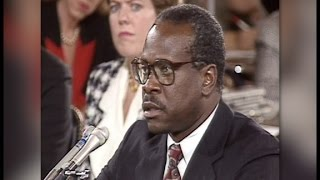 Flashback: Clarence Thomas responds to Anita Hill