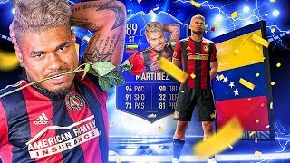 THE BEST SUPER SUB?! 89 TEAM OF THE SEASON MOMENTS MARTINEZ PLAYER REVIEW! FIFA 19 Ultimate Team