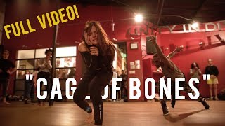 """CAGE OF BONES"" (Son Lux) Choreography by Janelle Ginestra (FULL VIDEO!)"