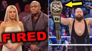10 Shocking WWE Surprises Rumored for 2020 - Lana & Bobby Lashley Fired