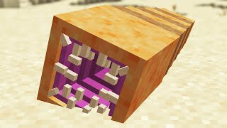 we Added 10 Mobs from SECRET Minecraft Dimensions...