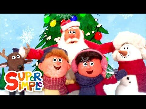 Hello, Reindeer | Children's Christmas Song