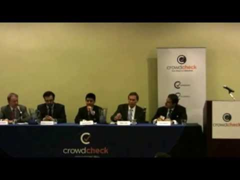 CrowdCheck Second Annual Crowdfunding Conference - Panel Two: Response without Overreach