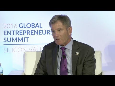 2016 Global Entrepreneurship Summit (GES): Solving Tomorrow's Global Challenges