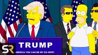 10 Freaky Simpsons Predictions That Are Actually Easy To Explain