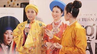 Sau nỗi đau mất mẹ, Diễm My 9x TÁI XUẤT cùng Jun Phạm trong dự án phim cung đấu Phượng Khấu