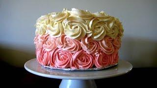 Como fazer Buttercream frosting para bolos e cupcakes