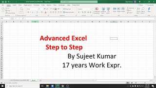 Advanced Excel Training in Hindi Call +91 8826828093