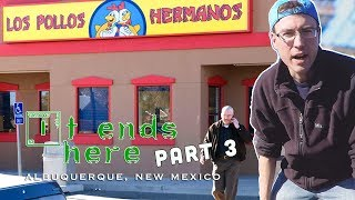 The Real Los Pollos Hermanos - Breaking Bad Tour Part 3 of 3 - Albuquerque, New Mexico