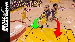 Does Anthony Davis Make LeBron And The Lakers Title Contenders?